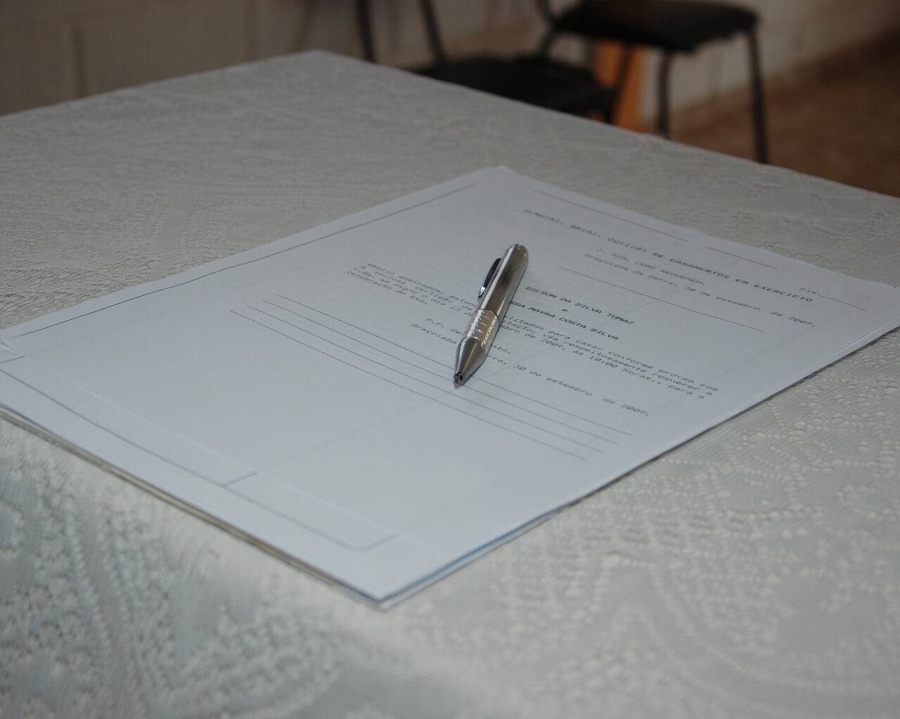Marriage Certificate Translation Services English Spanish